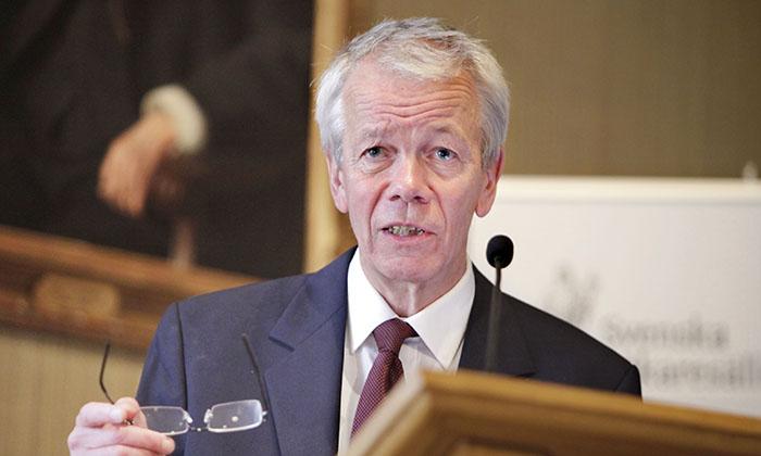 Söderbergska priset i medicin 2010 till professor Lars Klareskog