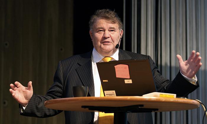 Söderbergska handelspriset 2010 till Anders Lönner