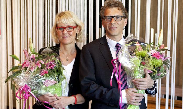 Söderbergska handelspriset 2011 till professorerna Karin M. Ekström och Magnus Söderlund