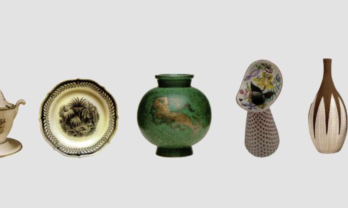 Från trattbägare till fri keramik