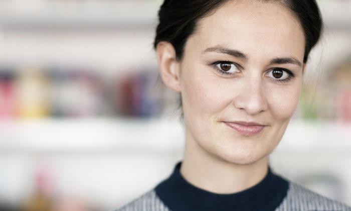 Torsten och Wanja Söderbergs pris 2016 till den danska textilformgivaren Margrethe Odgaard
