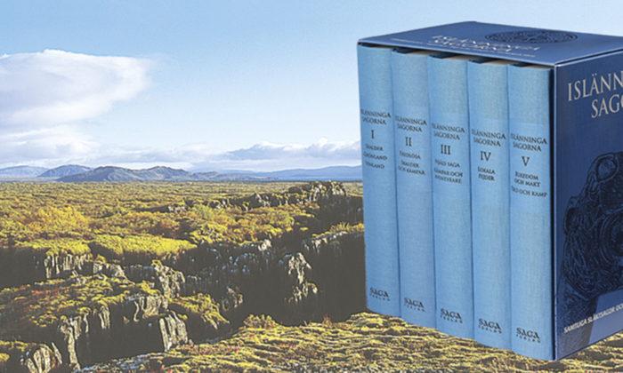 Isländska sagor i ny tappning