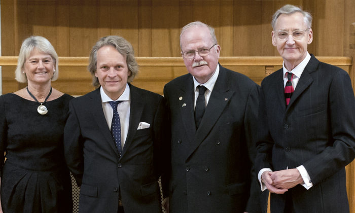 Torsten och Wanja Söderbergs pris 2015 till den finske designern Ilkka Suppanen