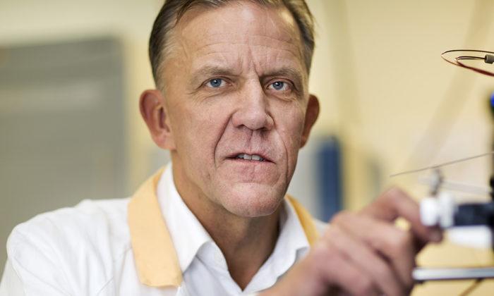 Torsten Söderbergs akademiprofessur i medicin 2014 till Alzheimerforskare