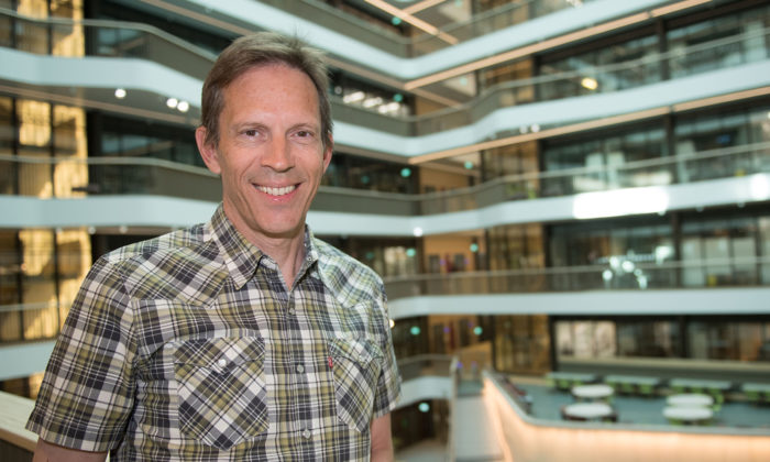 Torsten Söderbergs akademiprofessor i medicin vill få hjärnan att reparera sig själv från nervskador