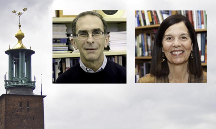 Professorerna Daniel S. Nagin och Joan Petersilia tilldelas Stockholmspriset i kriminologi 2014