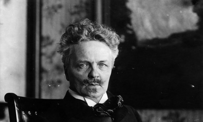 Nationalupplagan av Strindbergs Samlade Verk nu lätt tillgänglig för forskare och allmänhet